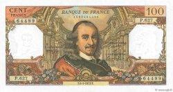 100 Francs CORNEILLE FRANCE  1972 F.65.38 SPL