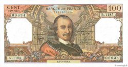 100 Francs CORNEILLE FRANCE  1978 F.65.62 pr.SPL