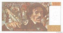 100 Francs DELACROIX modifié FRANCE  1979 F.69.02c pr.NEUF