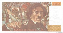 100 Francs DELACROIX modifié FRANCE  1984 F.69.08a pr.NEUF
