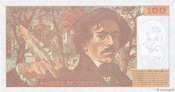 100 Francs DELACROIX 442-1 & 442-2 FRANCE  1995 F.69ter.02c NEUF