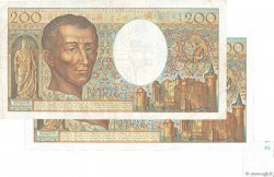200 Francs MONTESQUIEU FRANCE  1984 F.70.04 SPL+