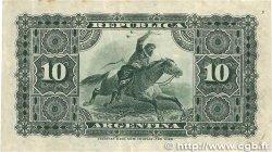 10 Centavos ARGENTINE  1884 P.006 TTB