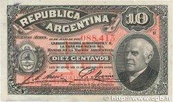 10 Centavos ARGENTINE  1895 P.228a TTB+