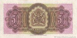 5 Shillings BERMUDES  1952 P.18a TTB