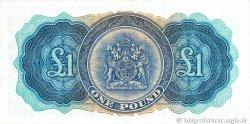 1 Pound BERMUDES  1957 P.20c TTB