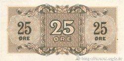 25 Ore DANEMARK  1945 PS.M01 SUP+