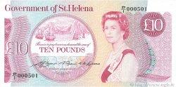10 Pounds SAINTE HÉLÈNE  1979 P.08a pr.NEUF