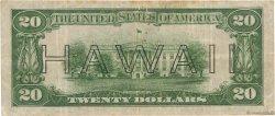 20 Dollars HAWAII  1934 P.41 pr.TTB