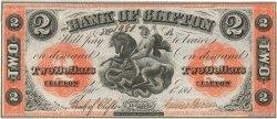 2 Dollars CANADA  1861 PS.1664b pr.NEUF