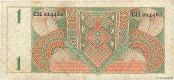 1 Gulden NOUVELLE GUINEE NEERLANDAISE  1954 P.11a TB