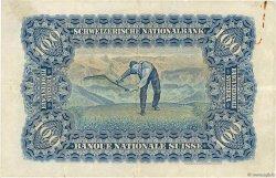 100 Francs SUISSE  1930 P.35f pr.TTB