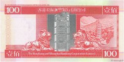 100 Dollars HONG KONG  2001 P.203d NEUF