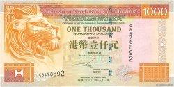 1000 Dollars HONG KONG  2002 P.206b NEUF