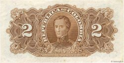 2 Pesos COLOMBIE  1904 P.310 pr.SUP