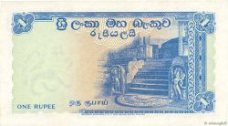 1 Rupee CEYLAN  1963 P.56e pr.NEUF