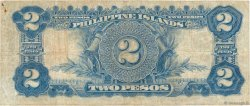 2 Pesos PHILIPPINES  1929 P.074b TB