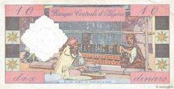 10 Dinars ALGÉRIE  1964 P.123a TTB