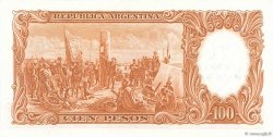 1 Peso sur 100 Pesos ARGENTINE  1969 P.282 pr.NEUF