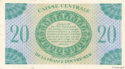 20 Francs MARTINIQUE  1944 P.24 TTB+