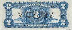 2 Pesos PHILIPPINES  1944 P.095a SUP+