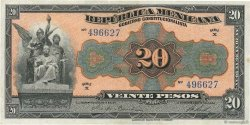 20 Pesos MEXIQUE  1915 PS.0687a SUP+