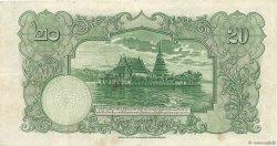 20 Baht THAÏLANDE  1936 P.029 pr.TTB