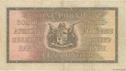 1 Pound AFRIQUE DU SUD  1946 P.084f pr.TTB