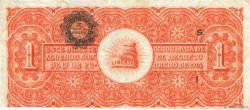 1 Peso MEXIQUE  1914 PS.0523a pr.TTB