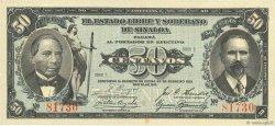 50 Centavos MEXIQUE  1915 PS.1042 pr.NEUF