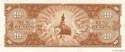 10 Pesos PHILIPPINES  1949 P.136c pr.SUP