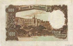 1000 Escudos PORTUGAL  1938 P.152 pr.TTB
