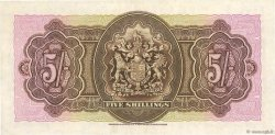 5 Shillings BERMUDES  1937 P.08b TTB+