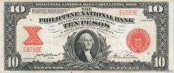 10 Pesos PHILIPPINES  1937 P.058 TTB+