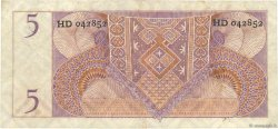 5 Gulden NOUVELLE GUINEE NEERLANDAISE  1954 P.13a TB+