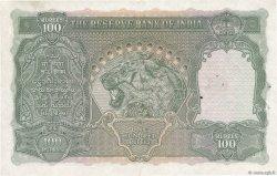 100 Rupees BIRMANIE  1947 P.33 TTB