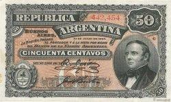 50 Centavos ARGENTINE  1895 P.230a TTB