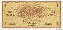 1 Markka FINLANDE  1963 P.098a TTB+