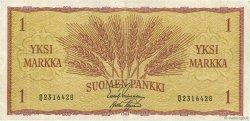 1 Markka FINLANDE  1963 P.098a TTB