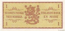 1 Markka FINLANDE  1963 P.098a
