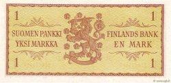 1 Markka FINLANDE  1963 P.098a SPL