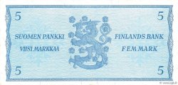 5 Markkaa FINLANDE  1963 P.103a SUP