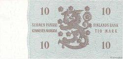 10 Markkaa FINLANDE  1963 P.104a pr.SPL