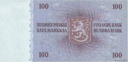 100 Markkaa FINLANDE  1963 P.106a SUP