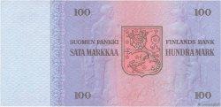100 Markkaa FINLANDE  1976 P.109a pr.SPL
