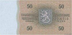 50 Markkaa FINLANDE  1963 P.107a SUP+