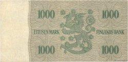 1000 Markkaa FINLANDE  1955 P.093a pr.TTB