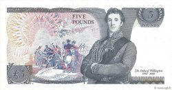 5 Pounds ANGLETERRE  1980 P.378c SUP