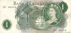 1 Pound ANGLETERRE  1960 P.374a TTB