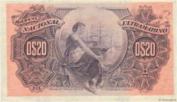 20 Centavos MOZAMBIQUE  1914 P.057 TTB+